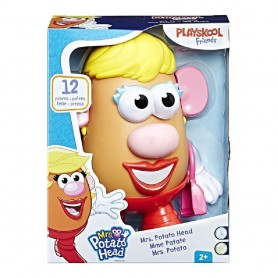 PLAYSKOOL SEÑORA POTATO - MRS POTATO CABEZA