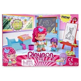 PINYPON - CLASE DE PINTURA