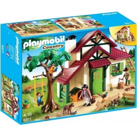 CASA DEL BOSQUE PLAYMOBIL 6811