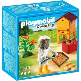 APICULTOR PLAYMOBIL 6818