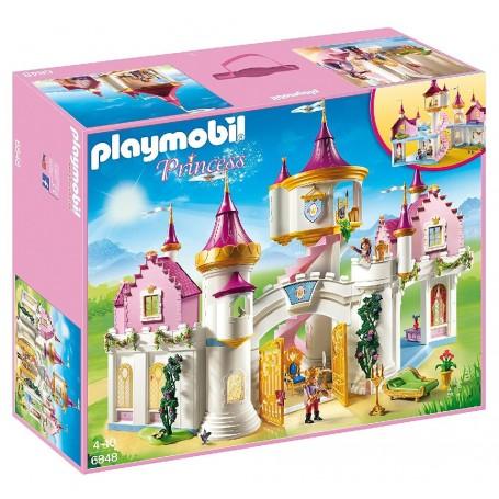 GRAN PALACIO DE PRINCESAS PLAYMOBIL 6848
