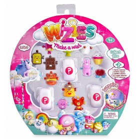 WIZIES PACK 16 FIGURAS