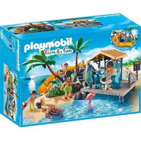 ISLA RESORT PLAYMOBIL 6979