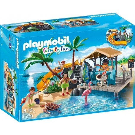 ISLA RESORT PLAYMOBIL 6979