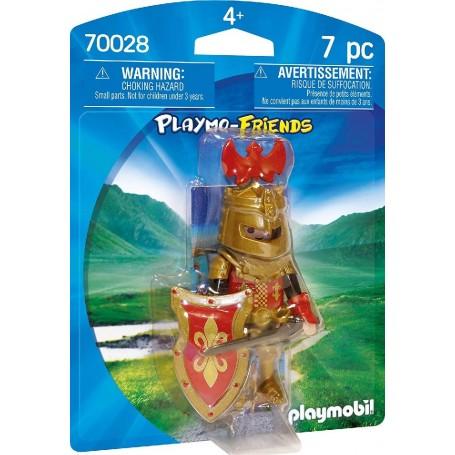 PLAYMO-FRIENDS CABALLERO - PLAYMOBIL 700028