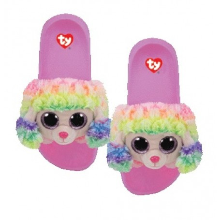 TY FASHION RAINBOW - CHANCLAS TALLA L-35/37