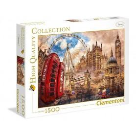 PUZZLE VINTAGE LONDON 1500 PIEZAS