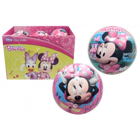 PELOTA 140 MM MINNIE