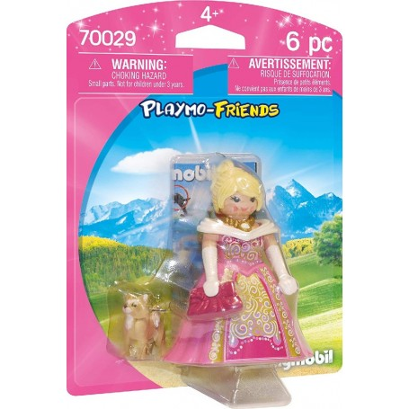 PLAYMO-FRIENDS PRINCESA - PLAYMOBIL 70029