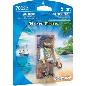 PLAYMO-FRIENDS PIRATA - PLAYMOBIL 70032