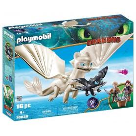 PLAYMOBIL DRAGONS 3 FURIA DIURNA BEBE DRAGON 70038