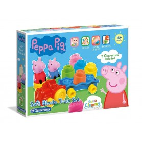 CLEMMY BABY PLAY SET PEPPA PIG BLOQUES