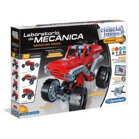 LABORATORIO DE MECANICA - MONSTER TRUCK