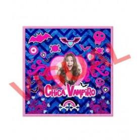 COJÍN MUSICAL CHICA VAMPIRO