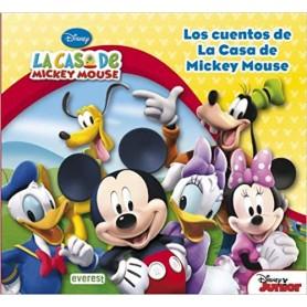 PACK LOS CUENTOS DE LA CASA DE MICKEY MOUSE (LIBRO