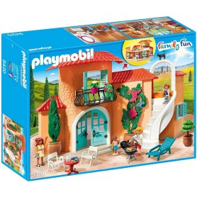 CHALET FAMILY FUN PLAYMOBIL 9420