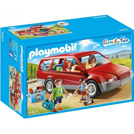 COCHE FAMILIAR PLAYMOBIL 9421