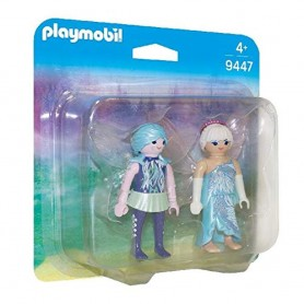 PLAYMOBIL PACK HADAS DE INVIERNO - PLAYMOBIL 9447