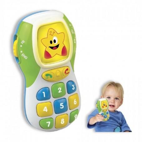 MI PRIMER TELEFONO BILINGÜE