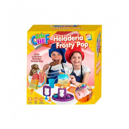 CEFA CHEF - HELADERÍA FROSTY POP