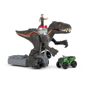 JURASSIC WORLD INDORRAPTOR PERSEGUIDOR