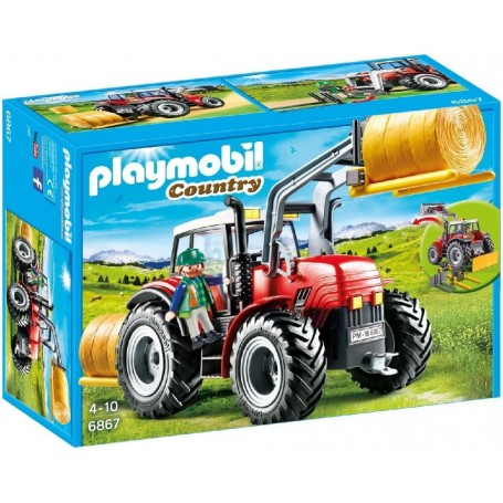 PLAYMOBIL COUNTRY - TRACTOR 6867