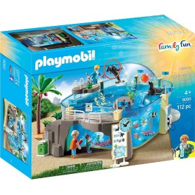 ACUARIO  PLAYMOBIL 9060