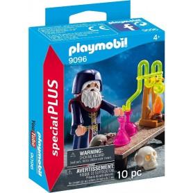 ALQUIMISTA  PLAYMOBIL 9096