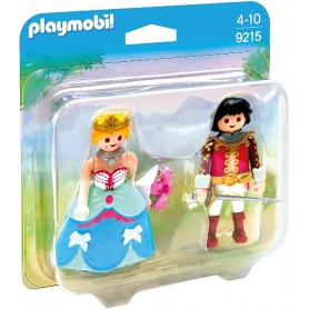 DUO PACK PAREJA REAL  PLAYMOBIL 9215