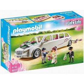 LIMUSINA NUPCIAL  PLAYMOBIL 9227