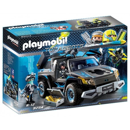 PICK UP DR. DRONE PLAYMOBIL 9254