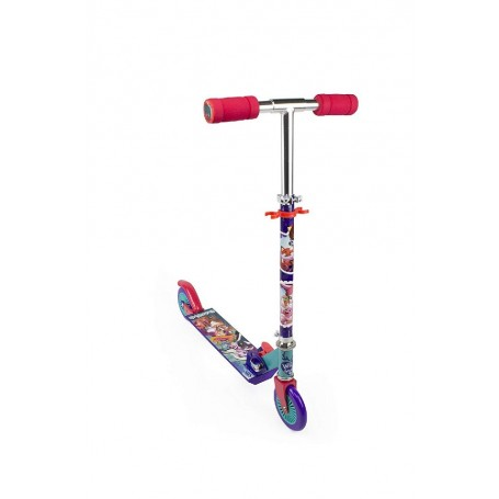 ENCHANTIMALS PATINETE 2 RUEDAS