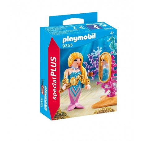 SIRENA PLAYMOBIL SPECIAL PLUS 9355