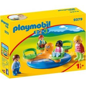 1.2.3 CARRUSEL INFANTIL PLAYMOBIL 9379