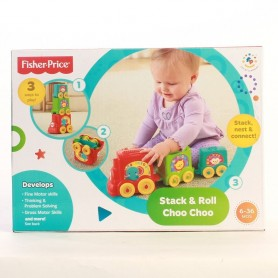 TREN DIVERBLOQUES FISHER-PRICE