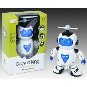 ROBOT DANCE KING LUZ Y SONIDO