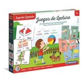JUEGOS DE LECTURA - JUGANDO APRENDO