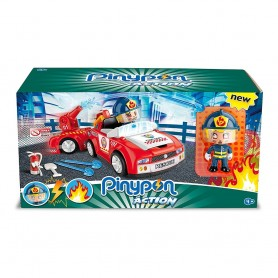 PINYPON ACTION - BOMBERO VEHICULOS DE ACCIÓN