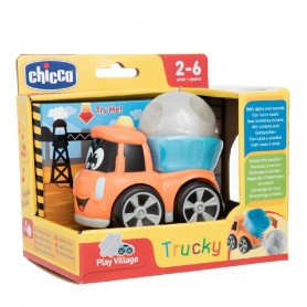 TUCKY VEHICULO PARLANCHIN