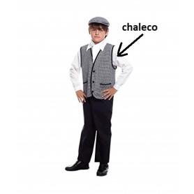CHALECO CHULAPO MADRILEÑO 4-6 AÑOS