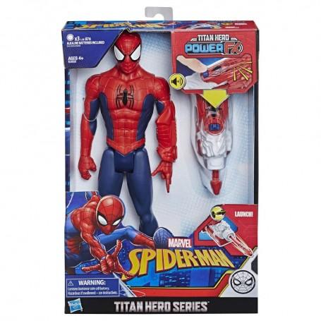 SPIDER-MAN - TITAN FX POWER 2