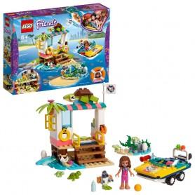 MISIÓN DE RESCATE: TORTUGAS - LEGO FRIENDS 41376
