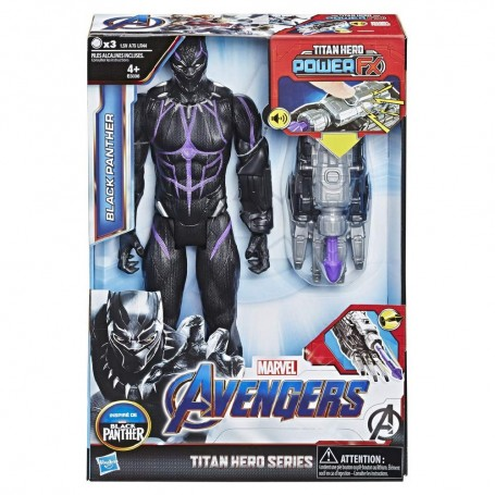AVENGERS - TITAN HERO FX BLACK PANTHER