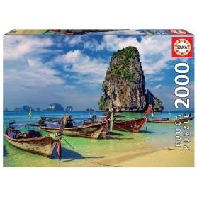 PUZZLE 2000 KRABI, TAILANDIA