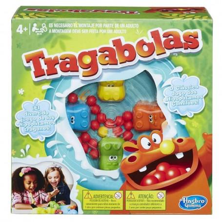 JUEGO TRAGABOLAS