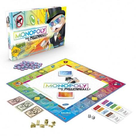 MONOPOLY - MILLENNIALS