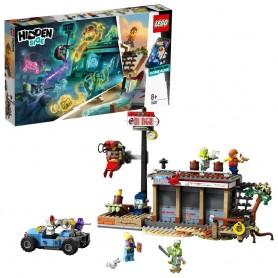 ATAQUE AL SHRIMP SHACK - LEGO HIDDEN SIDE 70422