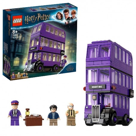 HARRY POTTER - AUTOBUS NOCTAMBULO LEGO 75957