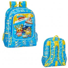 MOCHILA ESCOLAR SUPERZINGS OFICIAL