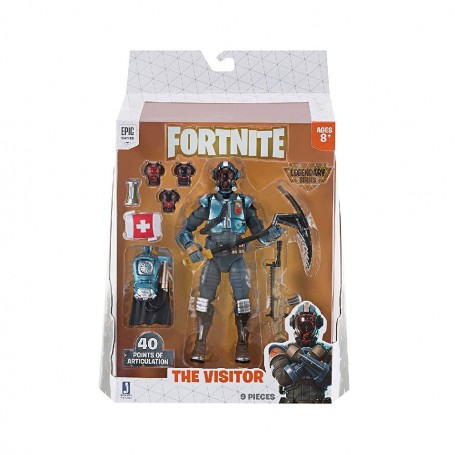 FORTNITE - THE VISITOR - FIGURA-HERO 15CM S1